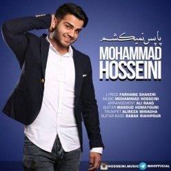 محمد حسینی پا پس نمیکشم