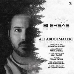Ali Abdolmaleki Bi Ehsas