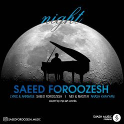 Saeed Foroozesh Night