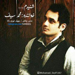 Mohammad Seyf Shenidam