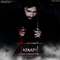 Ali Khayat Mohammad Ghasemi Azaadi