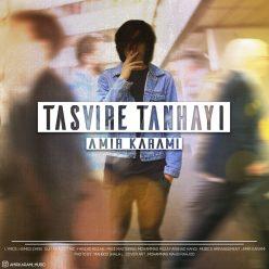 Amir Karami Tasvire Tanhayi