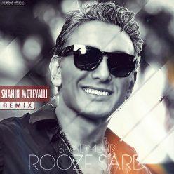Shadmehr Rooze Sard Shahin Motevalli Remix