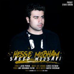 سعید موسوی حس مبهم
