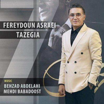 Fereydoun Tazegia