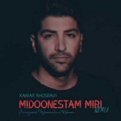 XaniaR Midoonestam Miri Remix