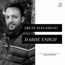 Erfan Siavashani Darde Eshgh