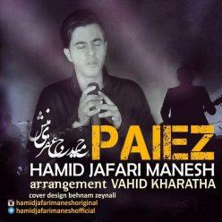 Hamid Jafari Manesh Paiez