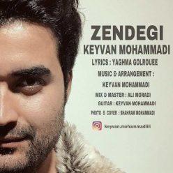 Keyvan Mohammadi Zendegi