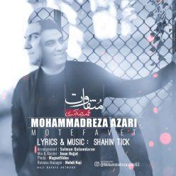 Mohammadreza Azari Motefavet