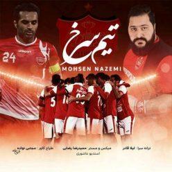 Mohsen Nazemi Team Sorkh Perspolis