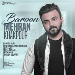 Mehran Khakpour Baroon