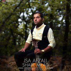 Isa Afzali Shabe Milad
