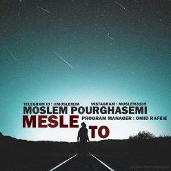Moslem Pourghasemi Mesle To