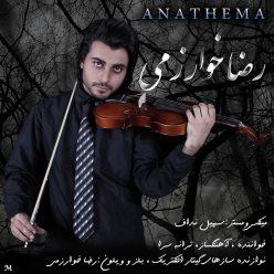 Reza Kharazmi Anathema