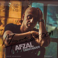 Afzal Tabatabayi Name Baroon