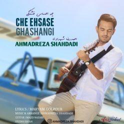 Ahmadreza Shahdadi Che Ehsase Ghashangi