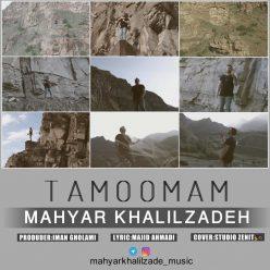 Mahyar Khalilzadeh Tamoomam
