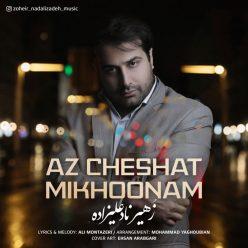 Zoheir Nadalizadeh Az Cheshat Mikhoonam