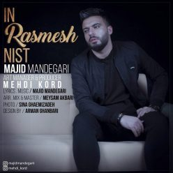 Majid Mandegari In Rasmesh Nist