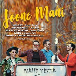 Majid Yekta Joone Mani