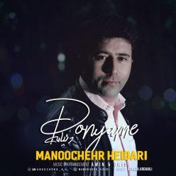Manoochehr Heidari Donyame