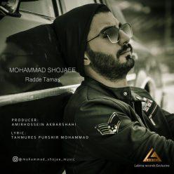 محمد شجاعی رد تماس