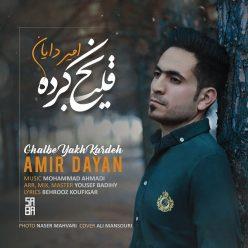 Amir Dayan Ghalbe Yakh Kardeh