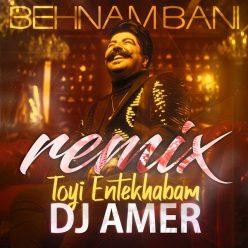 Dj Amer Behnam Bani Toyi Entekhabam Remix