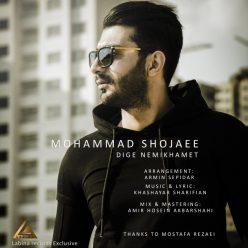 محمد شجاعی دیگه نمیخوامت