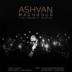 Ashvan Maghrour Live Acoustic Version