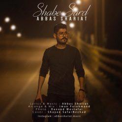 Abbas Shariat Shabe Sard original