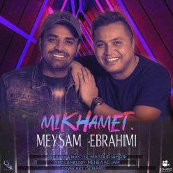 Meysam Ebrahimi Mikhamet