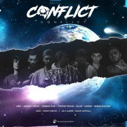 Mehran Tirdad Conflict Ft Twisted Insane Pedram Plus Salar