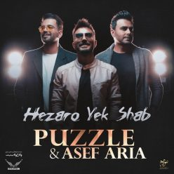 Puzzle Asef Aria Hezaro Yek Shab