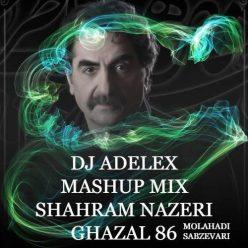 Shahram Nazeri Ghazal 86 Dj Adelex Mashup Mix