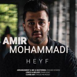 Amir Mohammadi Heyf