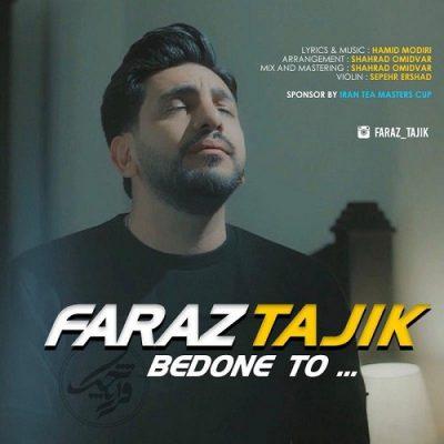 Faraz Tajik Bedone To