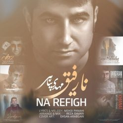 Mehdi Panahi Na Refigh Album