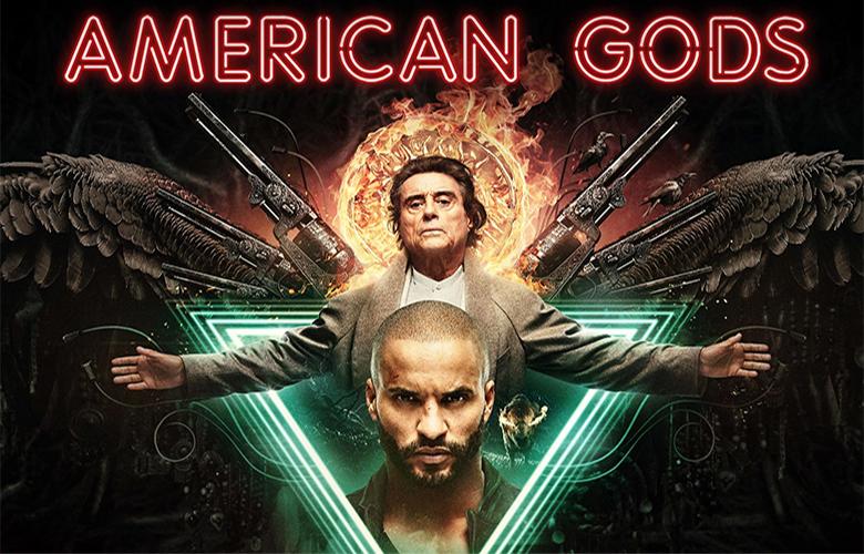 خدایان آمریکایی