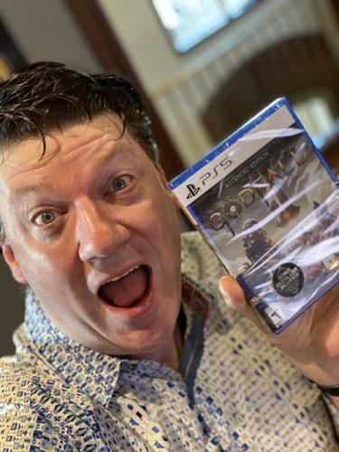 مدیر عامل شرکت گیرباکس در مورد عرضهی بازی Godfall هیجانزده است