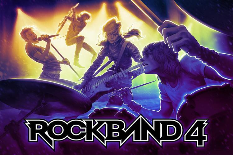 بازی Rock Band 4