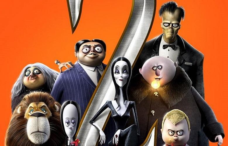 انیمیشن The Addams Family