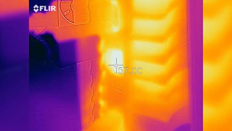 دمای ایکس باکس