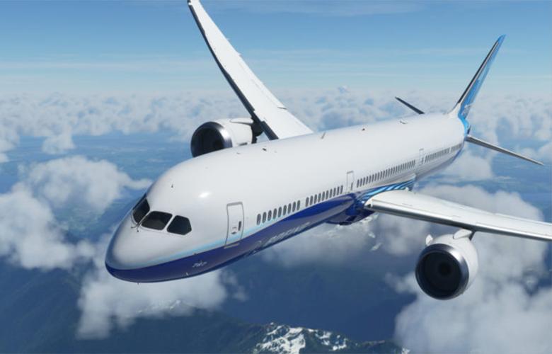 آپدیت Microsoft Flight Simulator