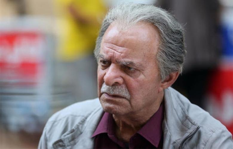 سیروس گرجستانی سریال شرم