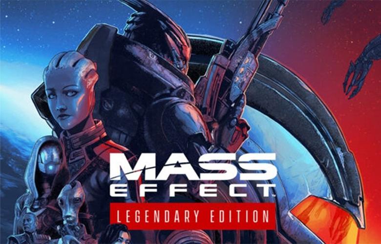 سه گانه Mass Effect