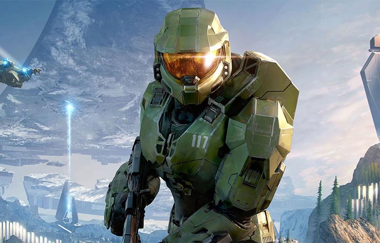 فیل اسپنسر Halo Infinite