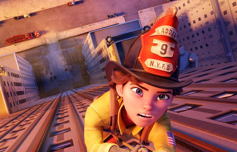 انیمیشن Fireheart