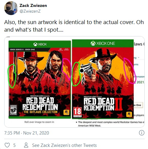Red Dead Redemption: The Outlaws Collection